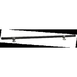 Barra per esercizi cm 90 con anelli a D per exercise/wall station